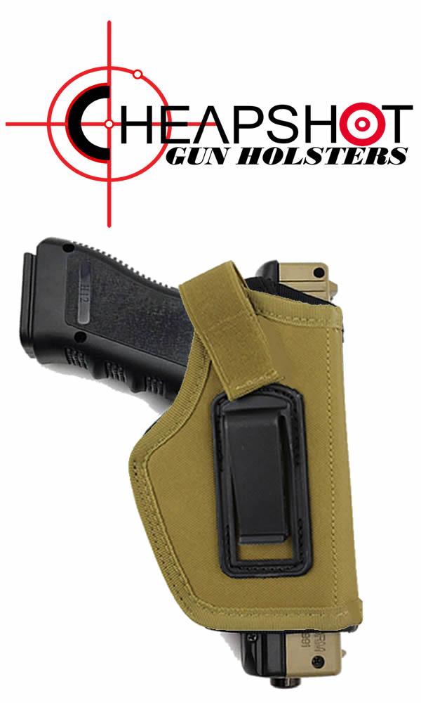 Concealed IWB Tactical Gun Holster For Glock 19 23 26 27 28 32 39